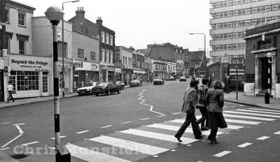 1980... Woolwich new road