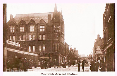 early 1900s Woolwich new road ..