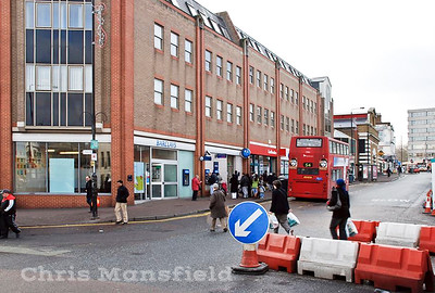 Corner of Vincent rd 2008 ( with thanks to Richard Lyndsell )