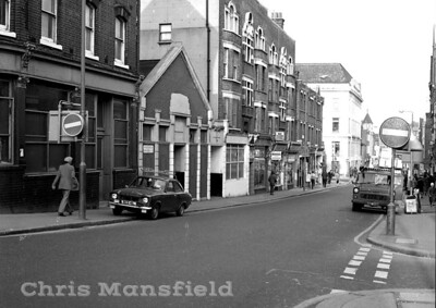 mid to late 1970s Woolwich new road