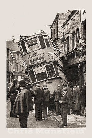 April 26th 1946 Tram Crash