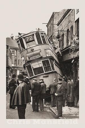 April 26th 1946 Tram Crash