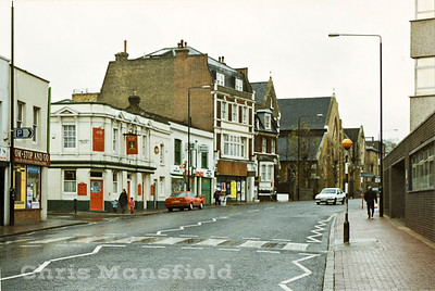 1995 Woolwich new road