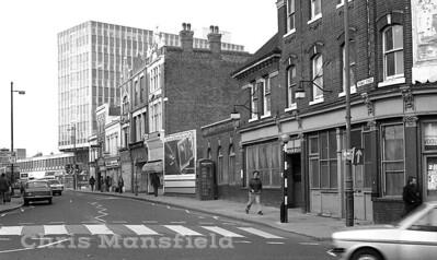 Early 70s .  Thomas street