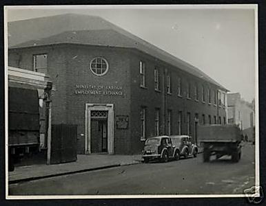 Mid 1950s Spray Street