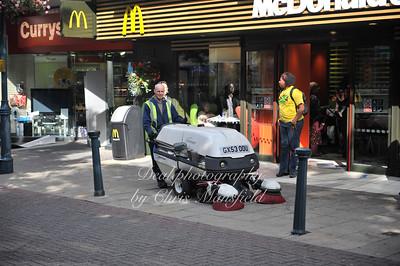 Sept' 29th 2008 .. Street Cleaner