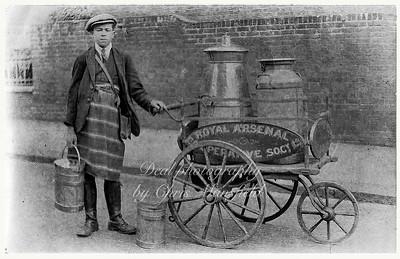 Woolwich Milkman