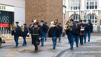 Jan 10th 2009 .. Brass Band