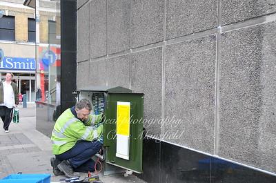 March 31st 2008 .. Phone repair man