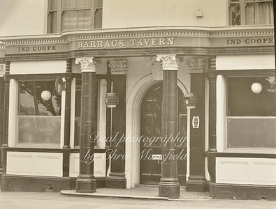approx' 1960.. The Barrack Tavern