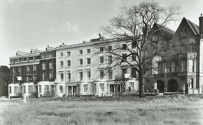 Approx' 1960 ..  Woolwich common