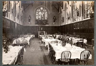large dining hall