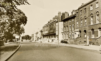 Approx' 1960.. Woolwich common/Academy rd