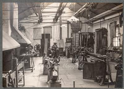 metal work shop