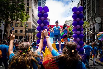 2015 San Francisco Pride Parade - PrometheusREG