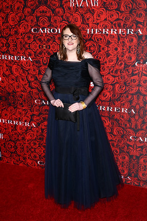NEW YORK, NY - DECEMBER 06:  Harper's Bazaar editor-in-chief Glenda Bailey attend 'An Evening Honoring Carolina Herrera' at Alice Tully Hall at Lincoln Center on December 6, 2016 in New York City.