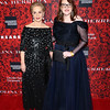 Carolina Herrera and Glenda Bailey