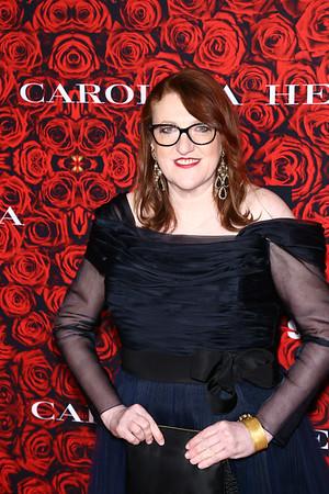 NEW YORK, NY - DECEMBER 06:  Harper's Bazaar editor-in-chief Glenda Bailey attend 'An Evening Honoring Carolina Herrera' at Alice Tully Hall at Lincoln Center on December 6, 2016 in New York City.