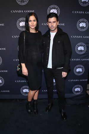 CANADA GOOSE FLAGSHIP STORE OPENING X COCO ROCHA-3203