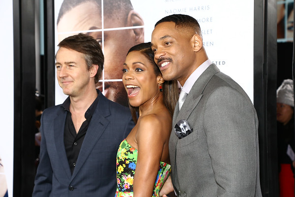 Edward Norton, Naomie Harris