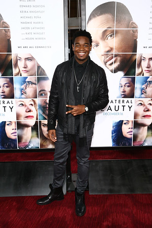 Collateral Beauty World Premiere