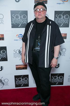 Rob Bartlett attends SOHO International Film Festival Film 2015 at Village East Cinema on May 14, 2015 in New York City.