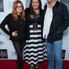 Cody McClain, Sibyl Santiago & Jon Lindstom attend SOHO International Film Festival Film 2015 at Village East Cinema on May 14, 2015 in New York City.