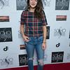 Actress Elle Vertes attends SOHO International Film Festival 2015 at Village East Cinema on May 14, 2015 in New York City.