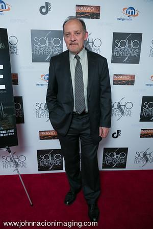 Actor Zach Grenier attends SOHO International Film Festival 2015 at Village East Cinema on May 14, 2015 in New York City.