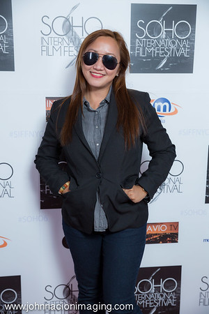 Debra Angeles  attends SOHO International Film Festival Film 2015 at Village East Cinema on May 14, 2015 in New York City.
