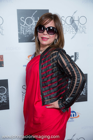Corazon Rivera  attends SOHO International Film Festival Film 2015 at Village East Cinema on May 14, 2015 in New York City.