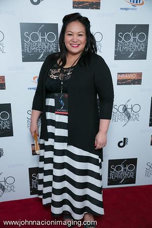 SIFF Programming Director Sibyl Santiago attends SOHO International Film Festival Film 2015 at Village East Cinema on May 14, 2015 in New York City.