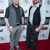 "Cast of ""Leavinv Circadia""  attend SOHO International Film Festival 2015 at Village East Cinema on May 14, 2015 in New York City."