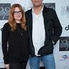 Cody McClain & Jon Lindstrom attend SOHO International Film Festival Film 2015 at Village East Cinema on May 14, 2015 in New York City.