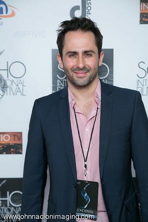 Producer Richard Di Gregorio attends SOHO International Film Festival Film 2015 at Village East Cinema on May 14, 2015 in New York City.