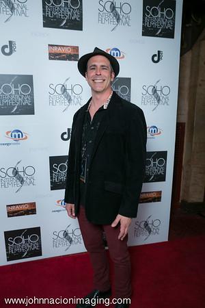 Bill Robens attends SOHO International Film Festival Film 2015 at Village East Cinema on May 14, 2015 in New York City.