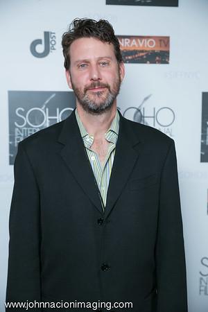 Dean Lemont attends SOHO International Film Festival Film 2015 at Village East Cinema on May 14, 2015 in New York City.
