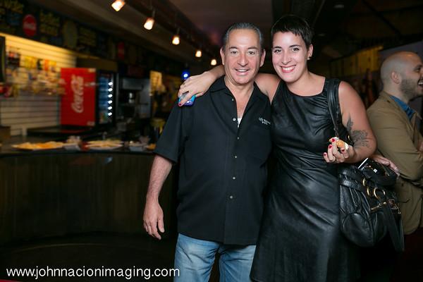 Caffe Palermo sponsors  SOHO International Film Festival 2015 at Village East Cinema on May 14, 2015 in New York City.
