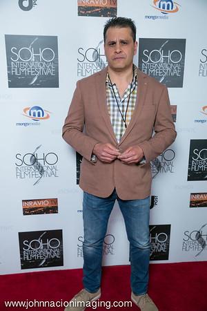 Rich Gentilcor attends SOHO International Film Festival Film 2015 at Village East Cinema on May 14, 2015 in New York City.