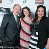Actors Zach Grenier, Marisa Vitali and Sibyl Santiago attend SOHO International Film Festival 2015 at Village East Cinema on May 14, 2015 in New York City.