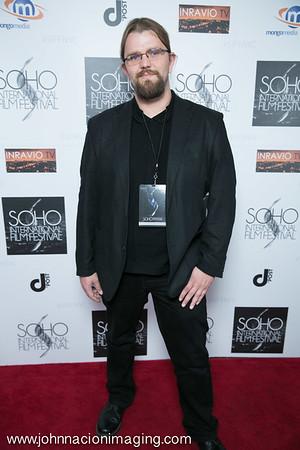 Bjorn Franck attends SOHO International Film Festival Film 2015 at Village East Cinema on May 14, 2015 in New York City.