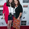 Sarah Sebastian and Becky Heally attend SOHO International Film Festival 2015 at Village East Cinema on May 14, 2015 in New York City.