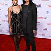 Fashion Designer Alexander Wang and singer Tenashe attend the 2016 Time 100 Gala at Frederick P. Rose Hall, Jazz at Lincoln Center on April 26, 2016 in New York City.<br /> Credit: John Nacion Imaging