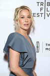 Actress Christina Applegate attends the 'Youth In Oregon' premiere during 2016 Tribeca Film Festival at John Zuccotti Theater at BMCC Tribeca Performing Arts Center on April 16, 2016 in New  ...