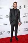Director Joel David Moore attends the 'Youth In Oregon' premiere during 2016 Tribeca Film Festival at John Zuccotti Theater at BMCC Tribeca Performing Arts Center on April 16, 2016 in New Yo ...