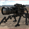 robotic mounted RED camera system.......