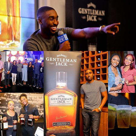 REEL TO REAL BY GENTLEMAN JACK DANIELS @ THE GATHERING SPOT