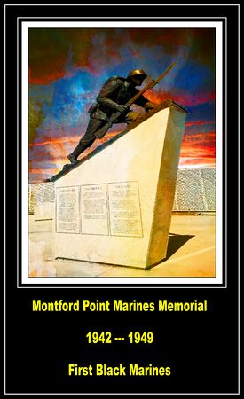 Montford Point Marines Memorial