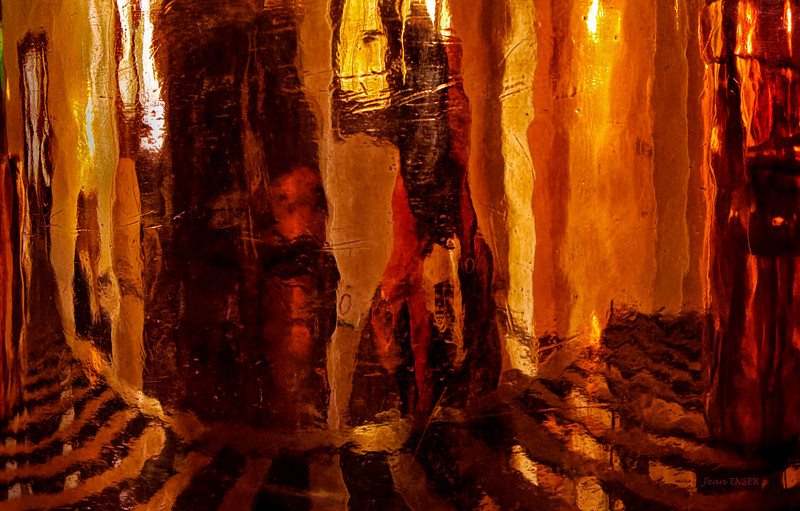 """""""Reflections on an old copper pot"""""""