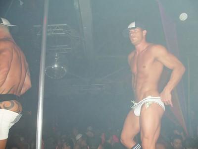 June 13, 2010 - L.A Pride Closing, Brett Henrichsen & Hector Fonseca